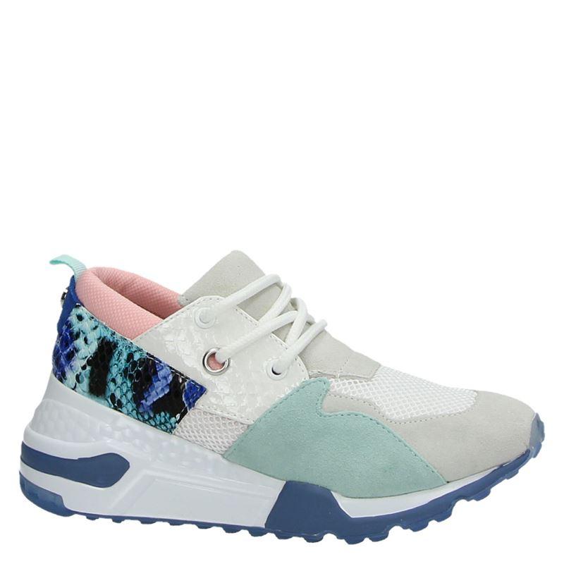 Steve Madden Cliff - Dad Sneakers - Groen