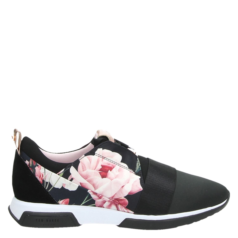 Lage Dames Zwart Sneakers Ted Baker Cepap 2 xqpwIHt
