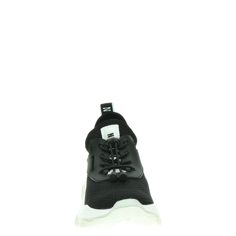 Steve Madden Match - Dad Sneakers - Zwart