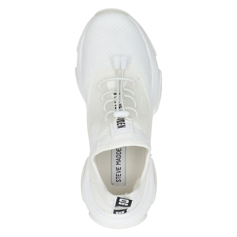 Steve Madden Match - Dad Sneakers - Wit
