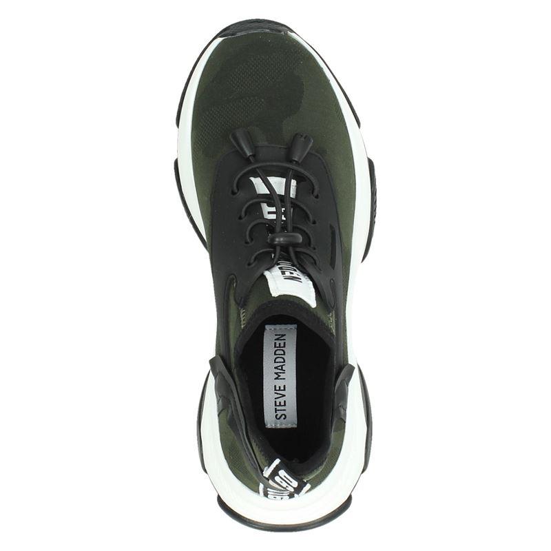 Steve Madden Match - Dad Sneakers - Groen