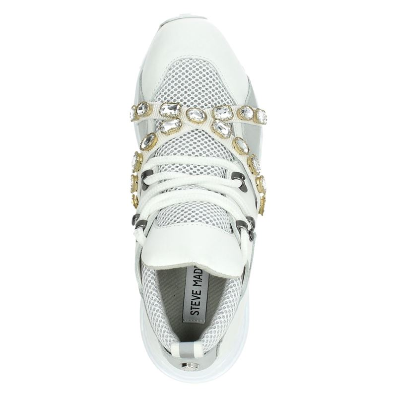 Steve Madden Credit - Dad Sneakers - Wit