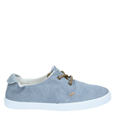 Hub dames sneakers blauw
