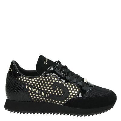 Cruyff dames sneakers zwart