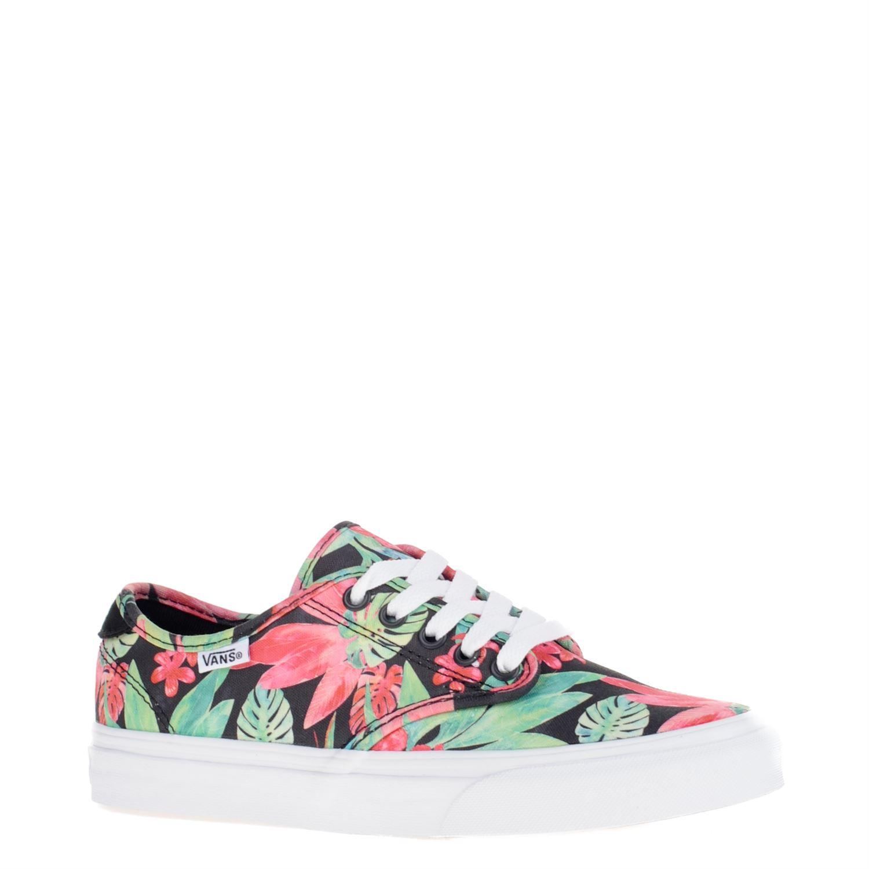 Vans Camden dames lage sneakers multi