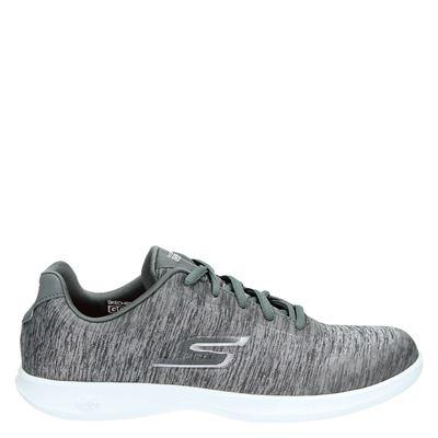Skechers dames sneakers grijs