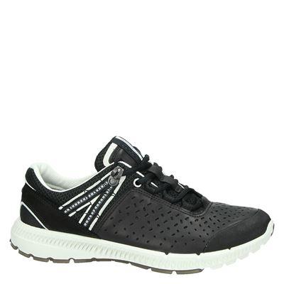 Bas Chaussures Ecco Rangée Intrinsèque Noir GnyA8IkRi