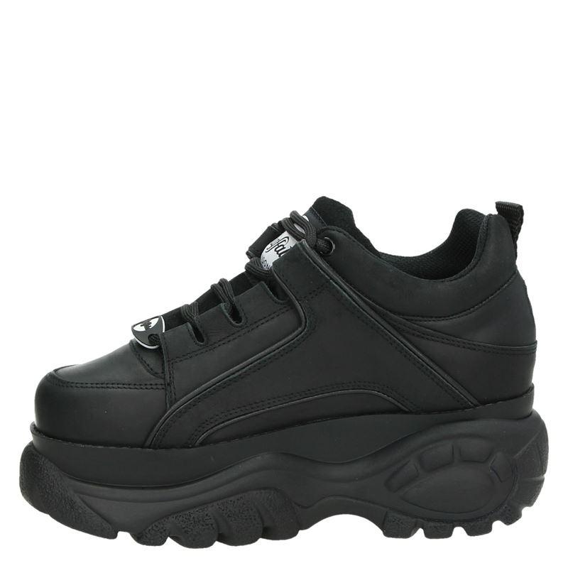 Buffalo Classics Low - Dad Sneakers - Zwart