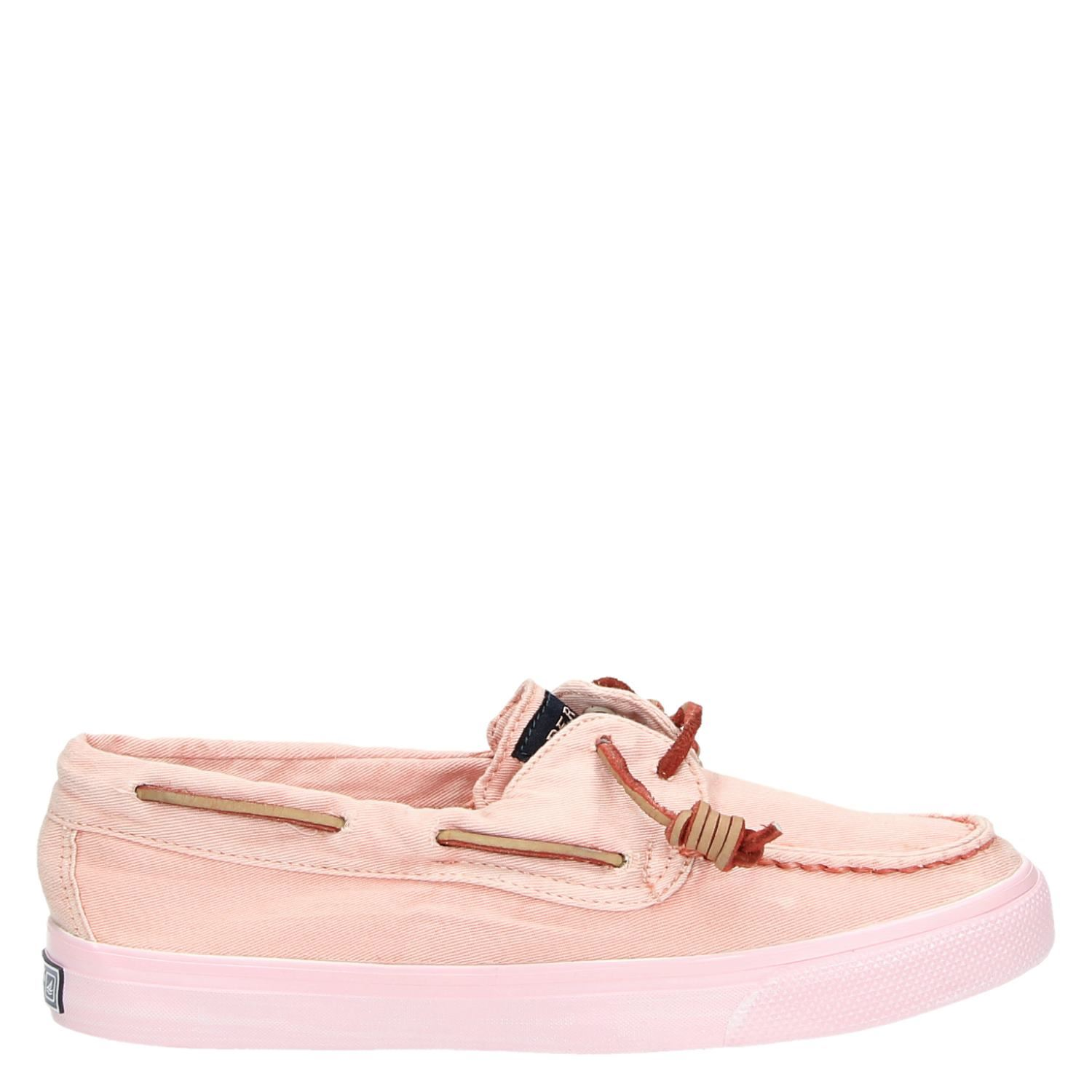 065663adc35 Sperry Bahama Washed dames instapschoenen roze