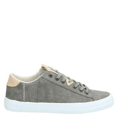Hub dames sneakers grijs