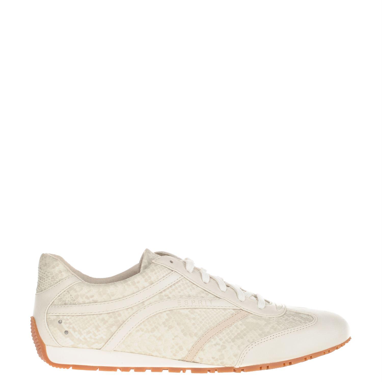 Esprit Lage Sneakers Ecru IaFjWXyUg