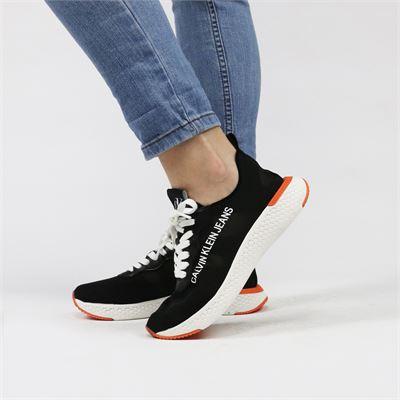 cfbafad80b5 Calvin Klein dames lage sneakers collectie bij Nelson Schoenen