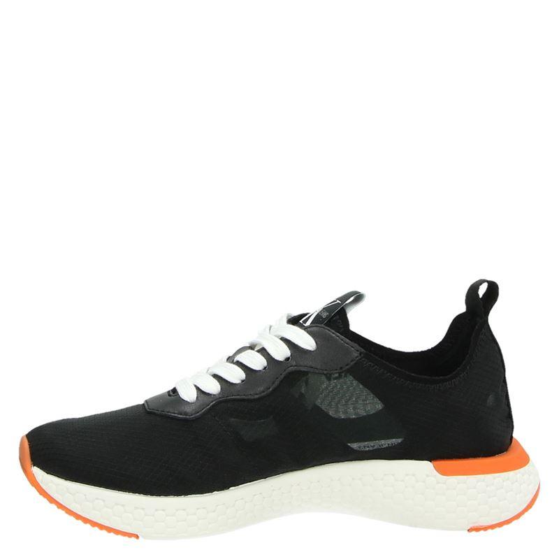 Calvin Klein Alexia - Lage sneakers - Zwart