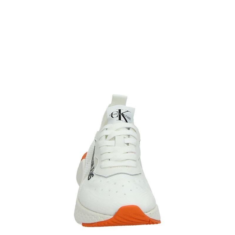 Calvin Klein Alexia - Lage sneakers - Wit