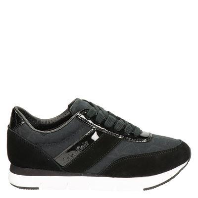 Calvin Klein dames sneakers zwart