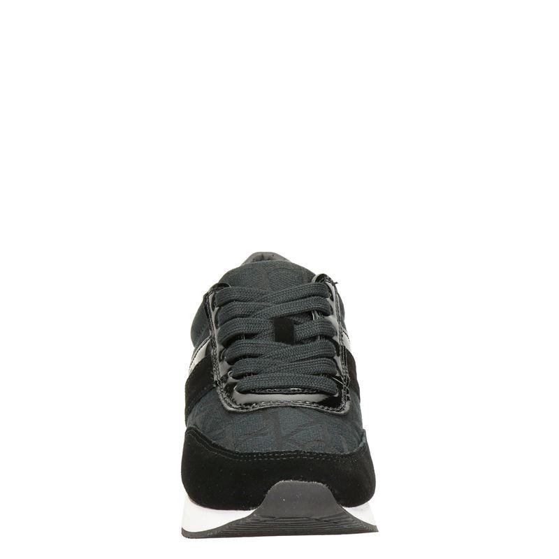 Calvin Klein Tea - Lage sneakers - Zwart