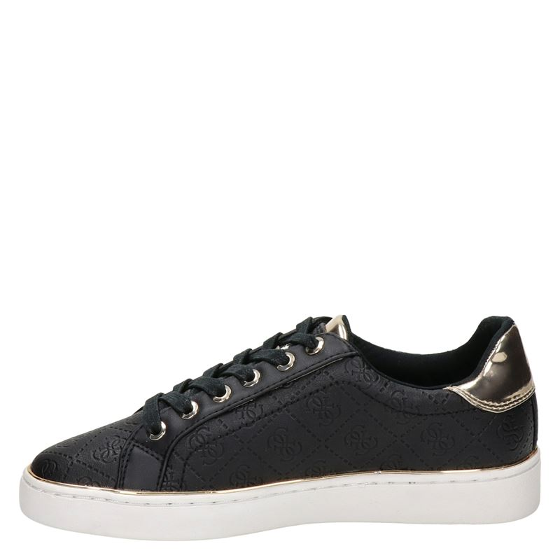 Guess - Lage sneakers - Zwart