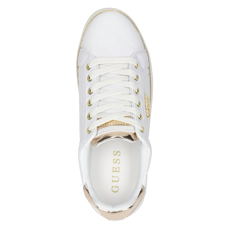 Guess - Lage sneakers - Wit