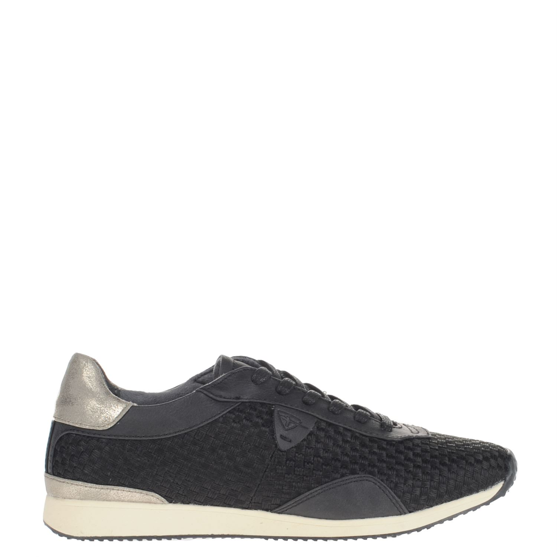 d7932f7e2d1 Tamaris dames lage sneakers zwart