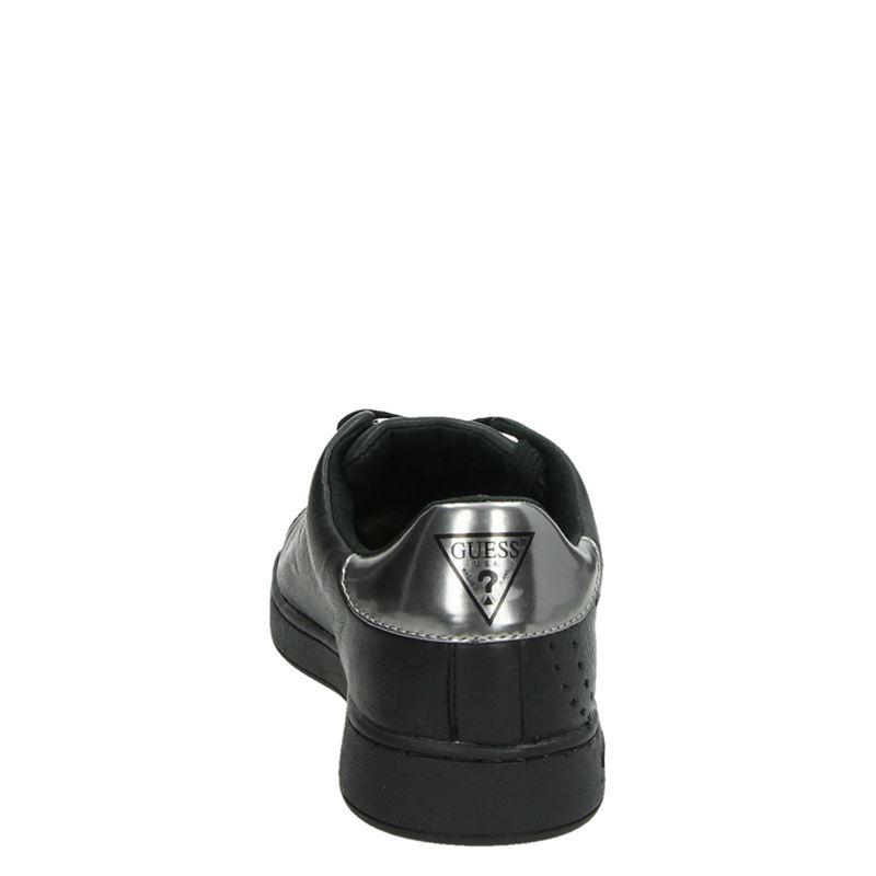 Guess Carterr - Lage sneakers - Zwart