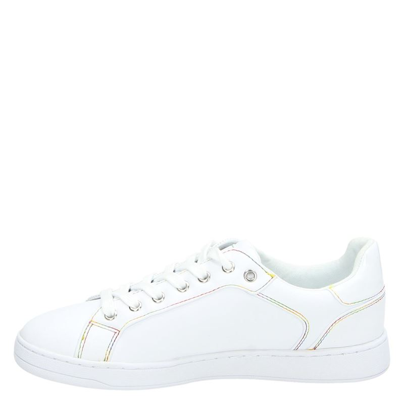 Guess Cray2 - Lage sneakers - Wit