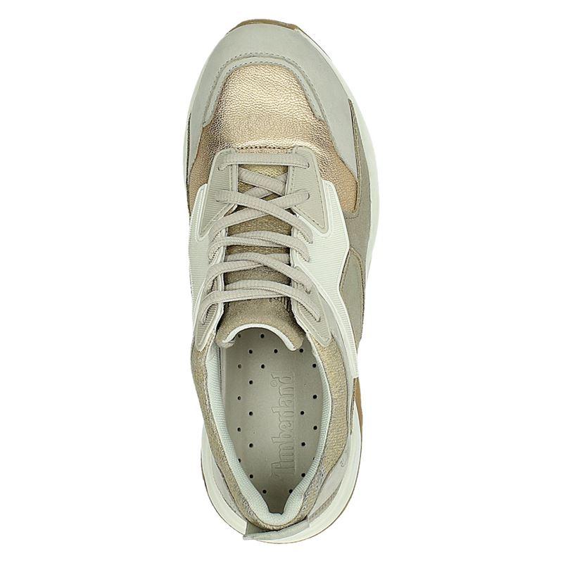 Timberland Delphiville - Dad Sneakers - Ecru
