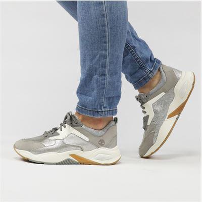 Timberland dames sneakers zilver