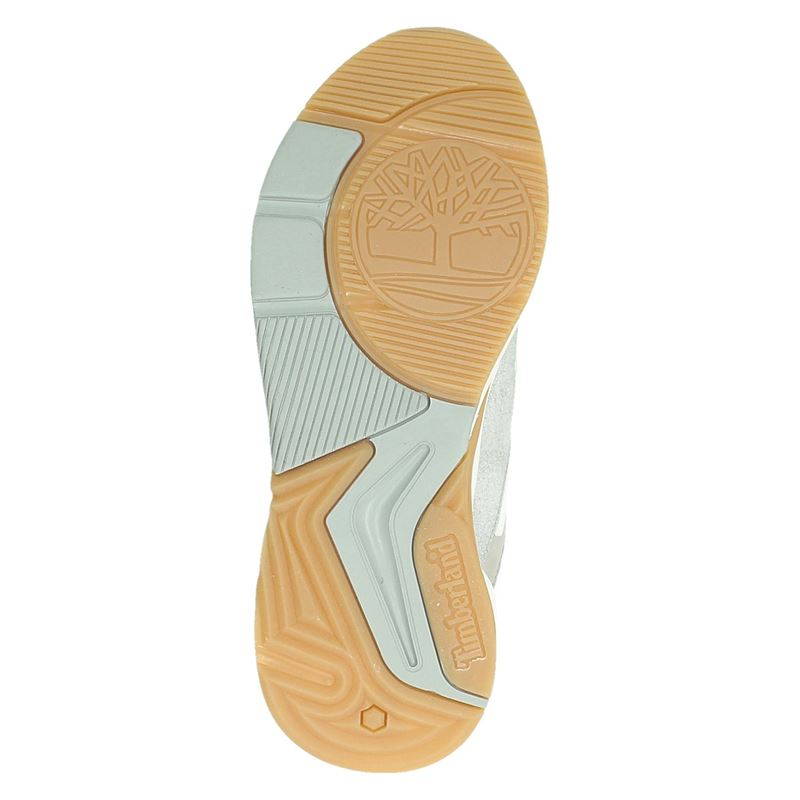 Timberland Delphiville - Dad Sneakers - Zilver
