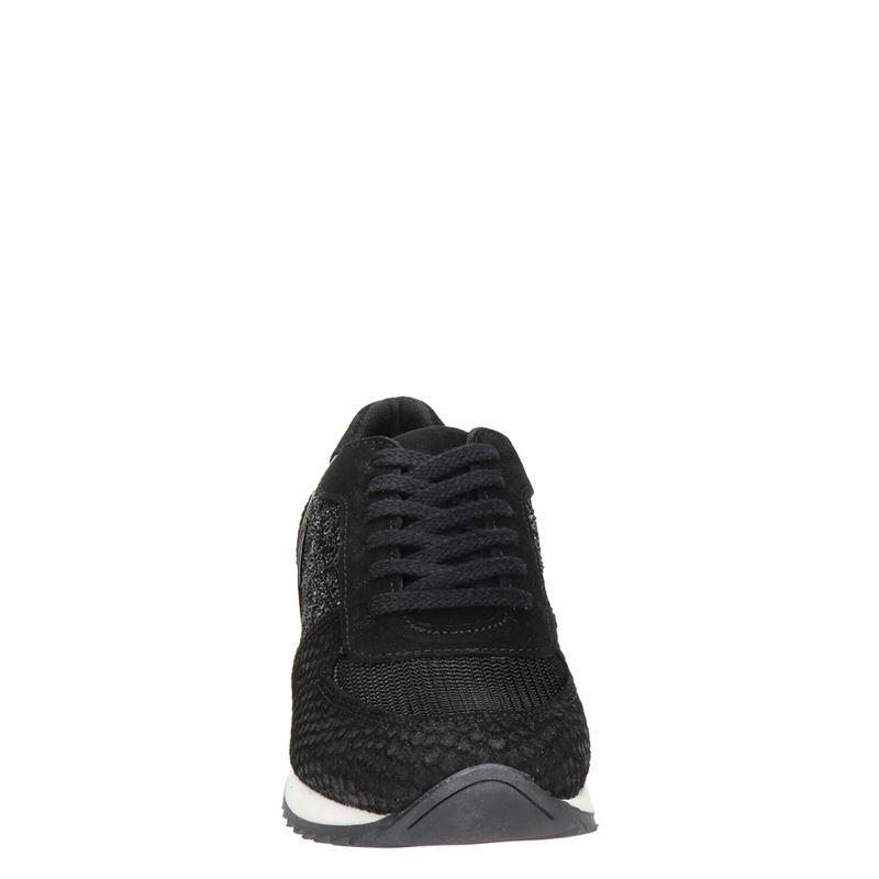 Hobb's - Lage sneakers - Zwart
