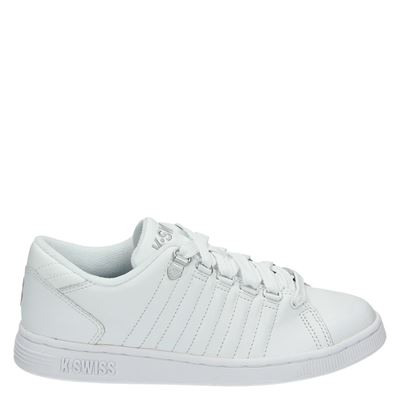 K-Swiss dames lage sneakers wit