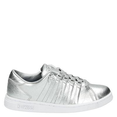 K-Swiss dames sneakers zilver