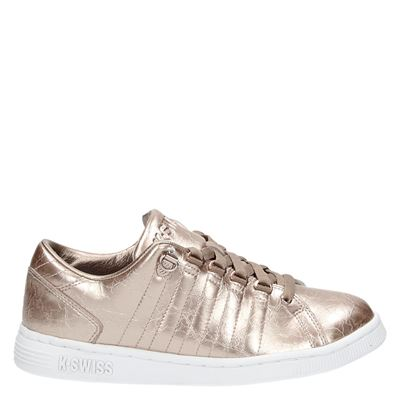 K-Swiss dames lage sneakers rose goud