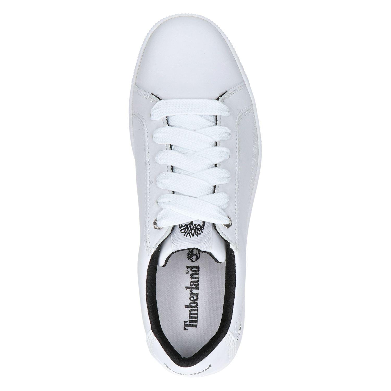 Sneakers Timberland Wit Dames Platform Normaal 8nvN0mw