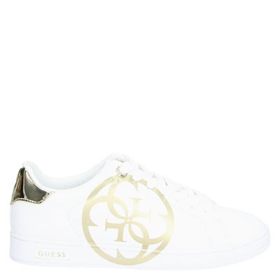 Guess dames sneakers wit