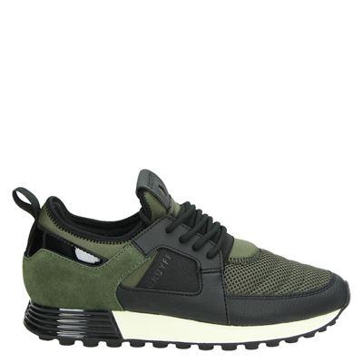Cruyff dames sneakers groen