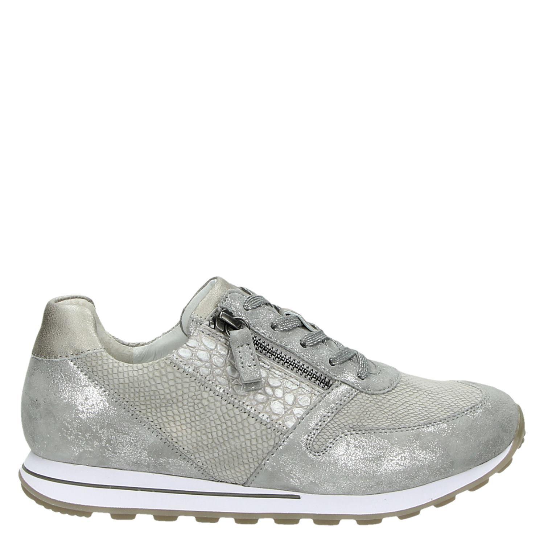 Gabor Chaussures De Sport Pour Les Femmes, Gris, Taille: 42