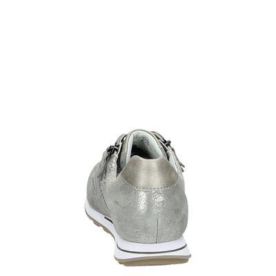 Gabor dames lage sneakers Grijs