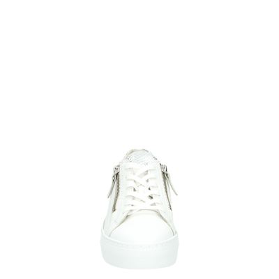 Gabor dames lage sneakers Wit
