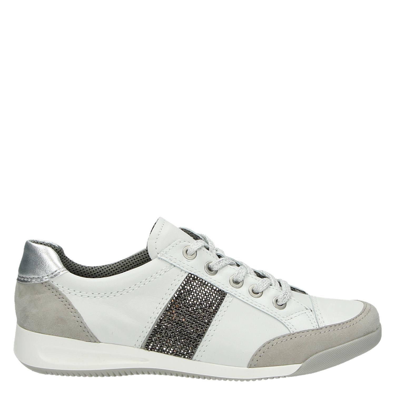 Chaussures En Dentelle Blanche Ara qzUor7P