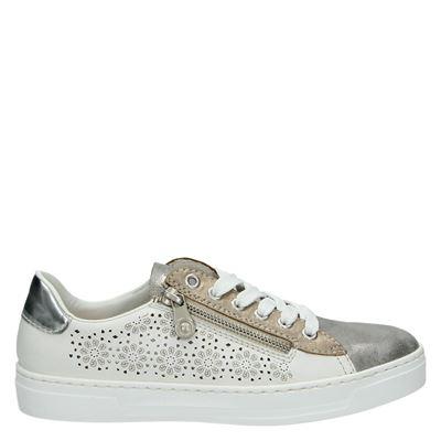 Rieker dames sneakers wit