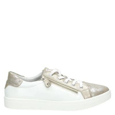 Remonte dames sneakers zilver