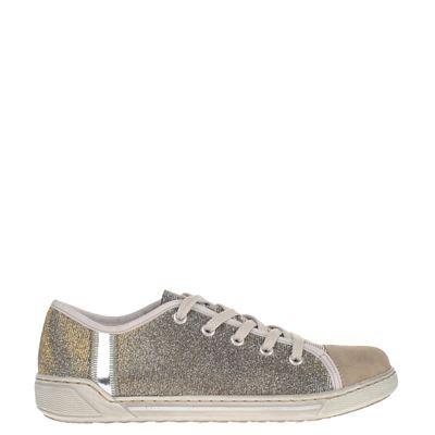 Rieker dames sneakers goud