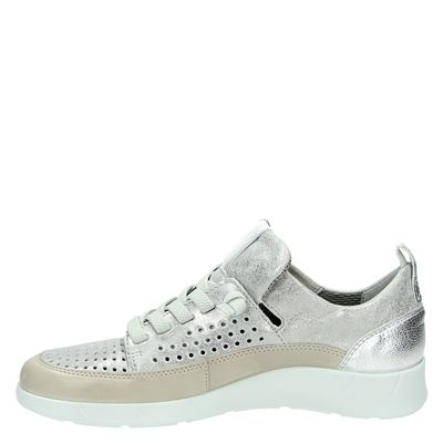 Ara dames lage sneakers Taupe