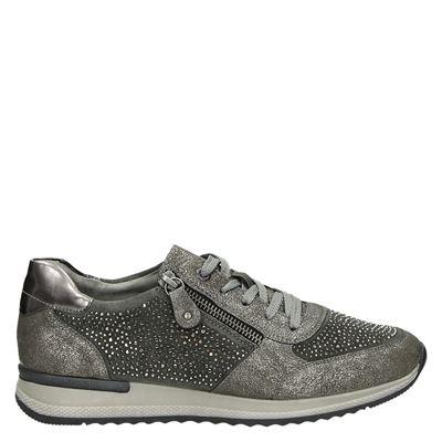 Remonte dames sneakers grijs