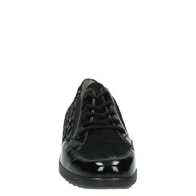 Ara dames veterschoenen Zwart