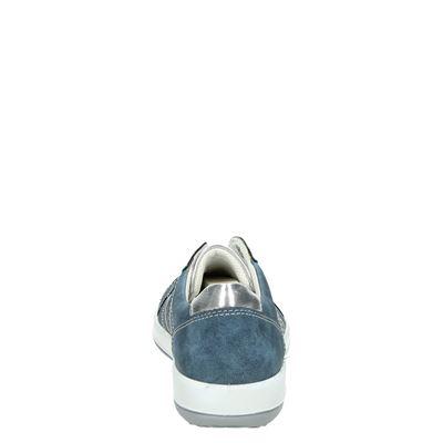 Jenny dames lage sneakers Blauw