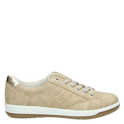 Jenny dames sneakers beige