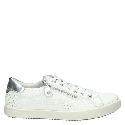 Remonte dames sneakers wit