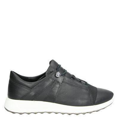 Ecco Flex Runner II - Lage sneakers - Zwart