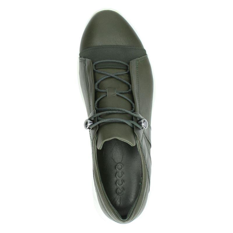 Ecco Flex Runner II - Lage sneakers - Groen